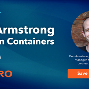 Altaro Free Webinar with Ben Armstrong Principle Manager from Microsoft