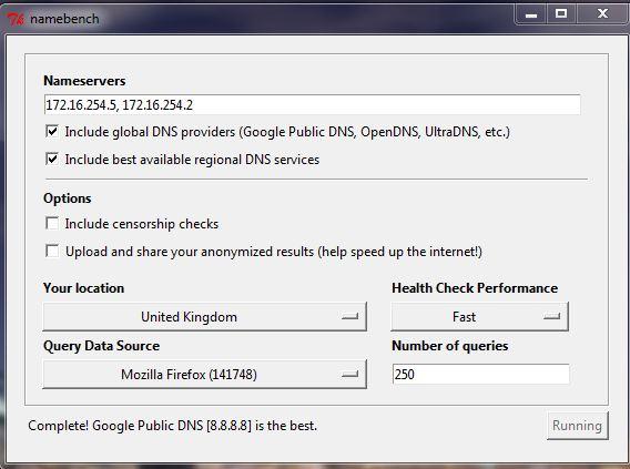speed up internet tool
