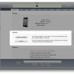 Update firmware on iPad 2