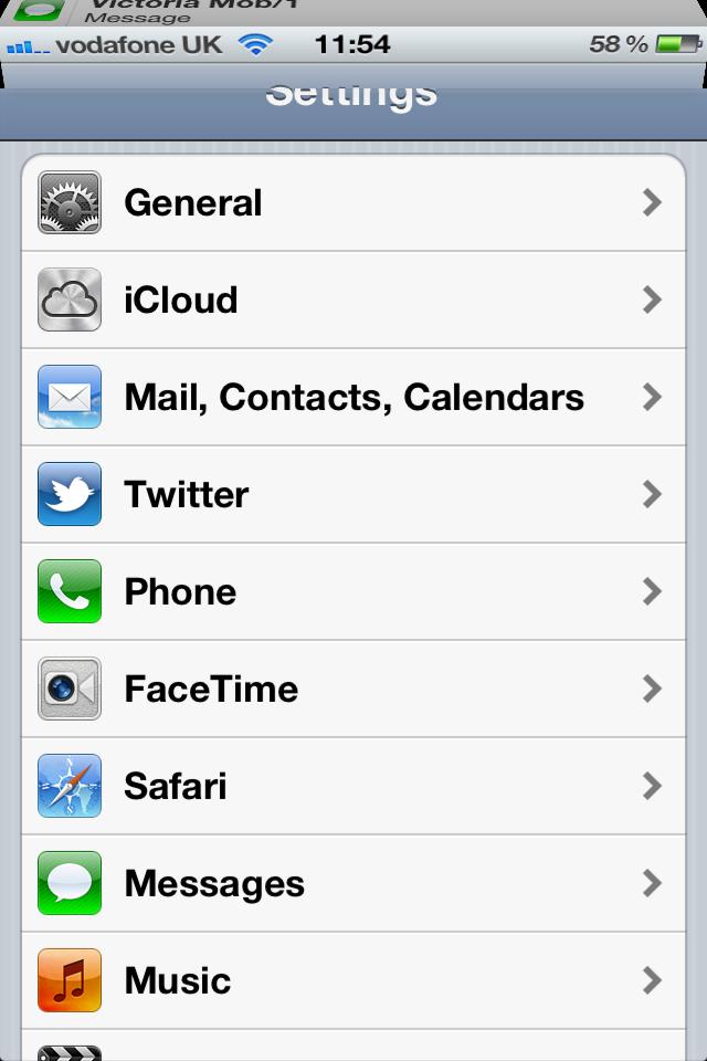 Configure iPad and iPhone for microsoft exchange