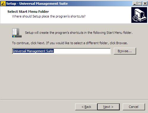 IGEL desktop shortcut