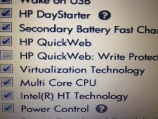 enable VT in BIOS