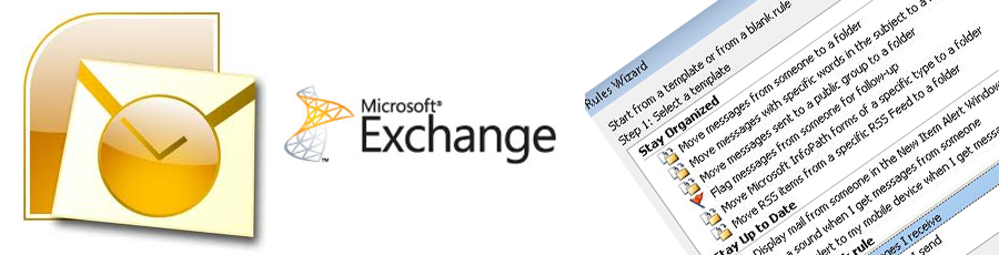 Manage Users Outlook Rules In Exchange 2010