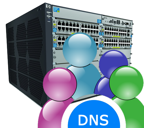 HP Procurve E-Series How To Enable DNS Resolution