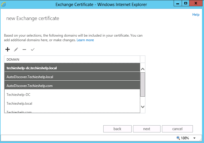 Exchange 2013 And Exchange 2016 How To Configure And Install An Ssl