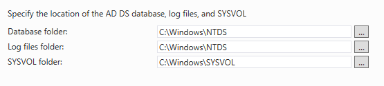 active directory database