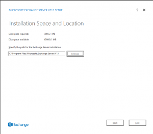 exchange 2013 file location