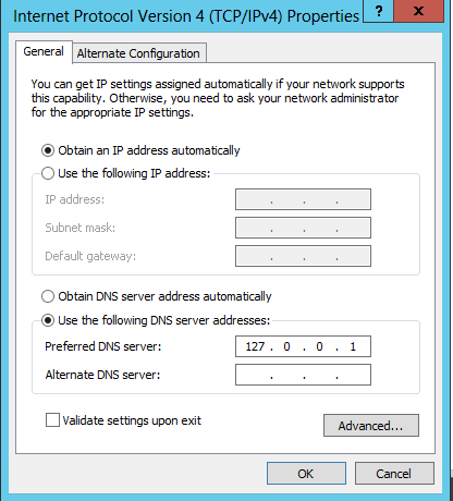 server 2012 ip settings