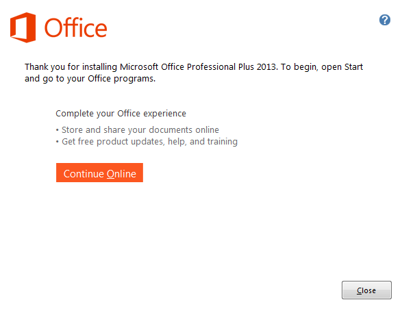 Step by Step Installation of Office 2013 guide  Upgrade to Office 2013