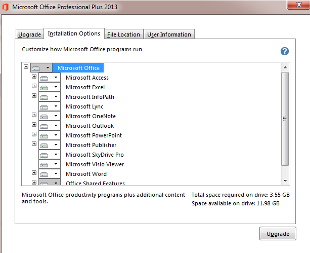 Step by Step Installation of Office 2013 guide. Upgrade to Office 2013