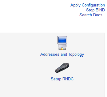 start bind DNS automatically