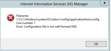 Exchange 2013 cu2 error