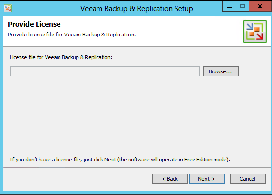 Veeam 7 license