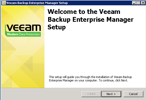 upgrade backup enterpise manager