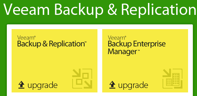 upgrade veeam 6 to veeam 7 guide