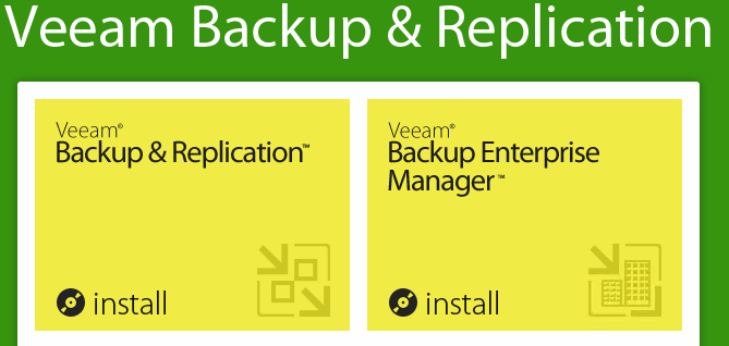 veeam 7 install guide