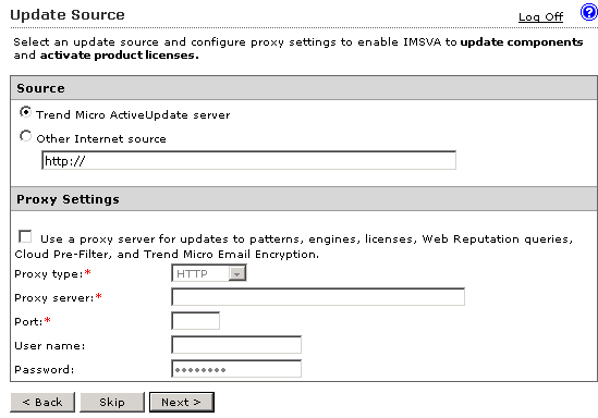 How To Install and Configure InterScan Messaging Security