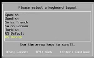 vmware language