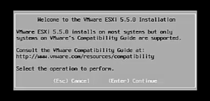 Step By Step Vmware 5 5 Install and Configuration Guide