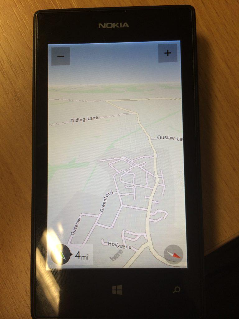 close windows mobile 8 app