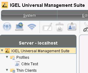 Install Igel License Key