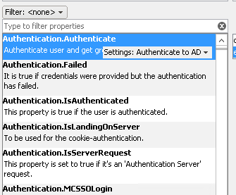 authenticate NTLM web Filter