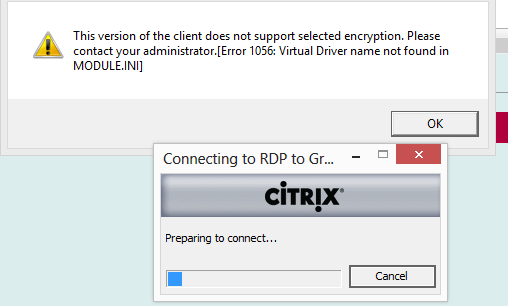 citrix broke