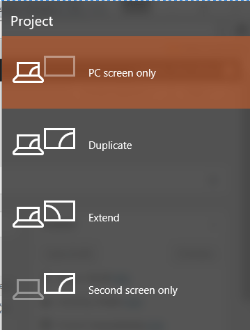 windows 10 black screen
