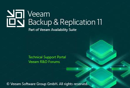 NEW Veeam Backup & Replication v11 is here!
